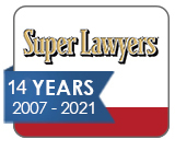 SuperLawyers Awards